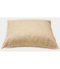 Льняная подушка с анти аллергенным наполнителем  50*70