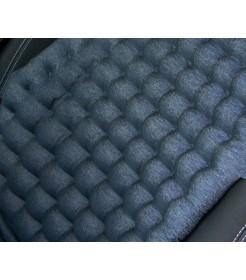 Ортопедическое сиденье в офис, 50x50 (джинс черный)